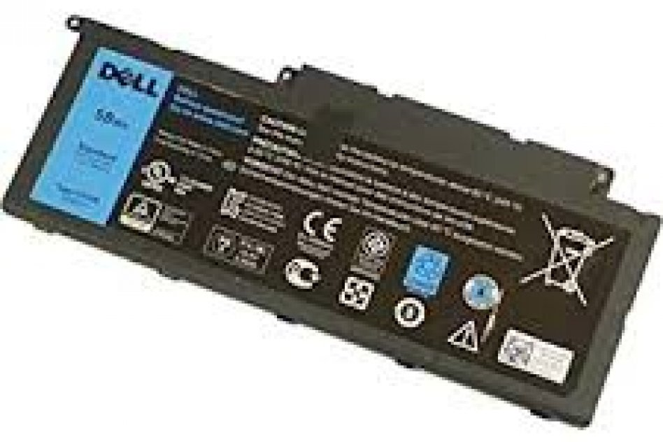 Original Dell Inspiron battery for 15 (7537) and 17  7737    F7HVR