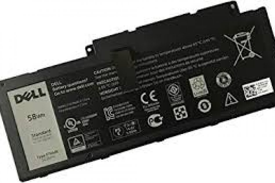 Original Dell Inspiron battery for 15 (7537) and 17  7737    F7HVR picture