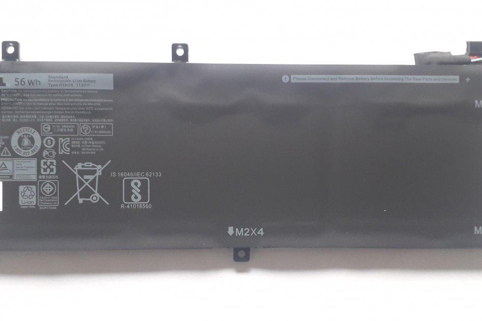ORIGINAL DELL H5H20 Battery for Dell XPS 15 9560 Precision 5520 picture