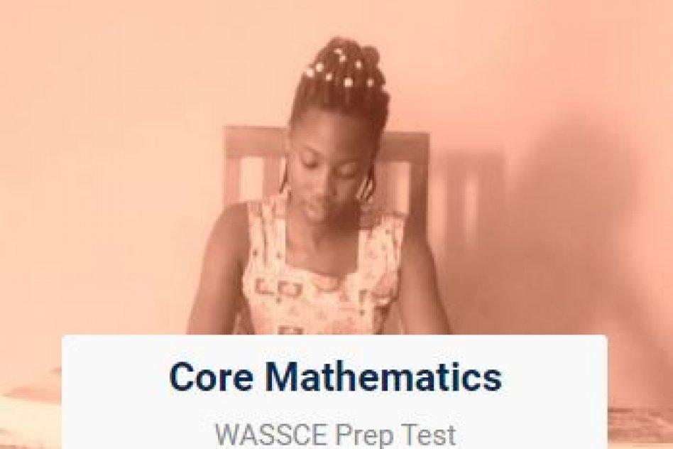 Free WASSCE Preparation Test