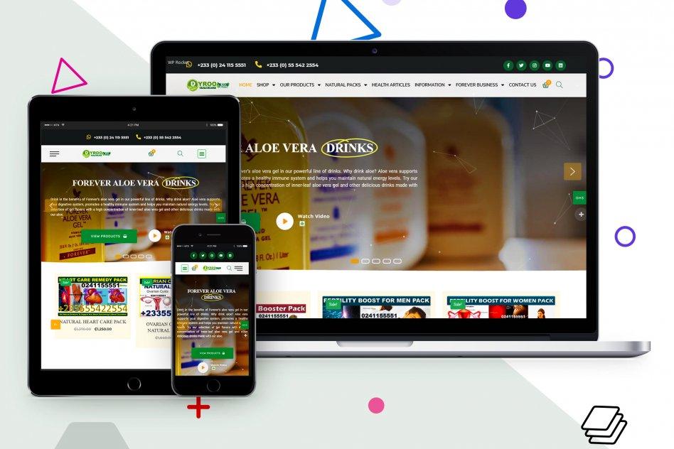Professional Web Design In Accra picture