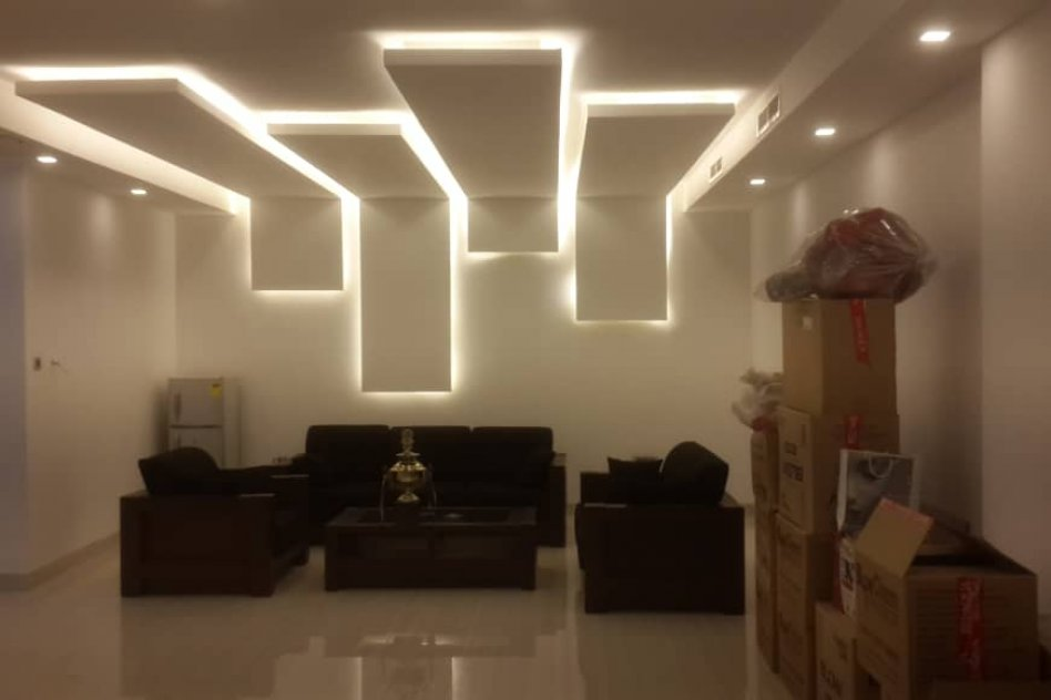 Plasterboard(Gypsum Board) Ceiling and partition
