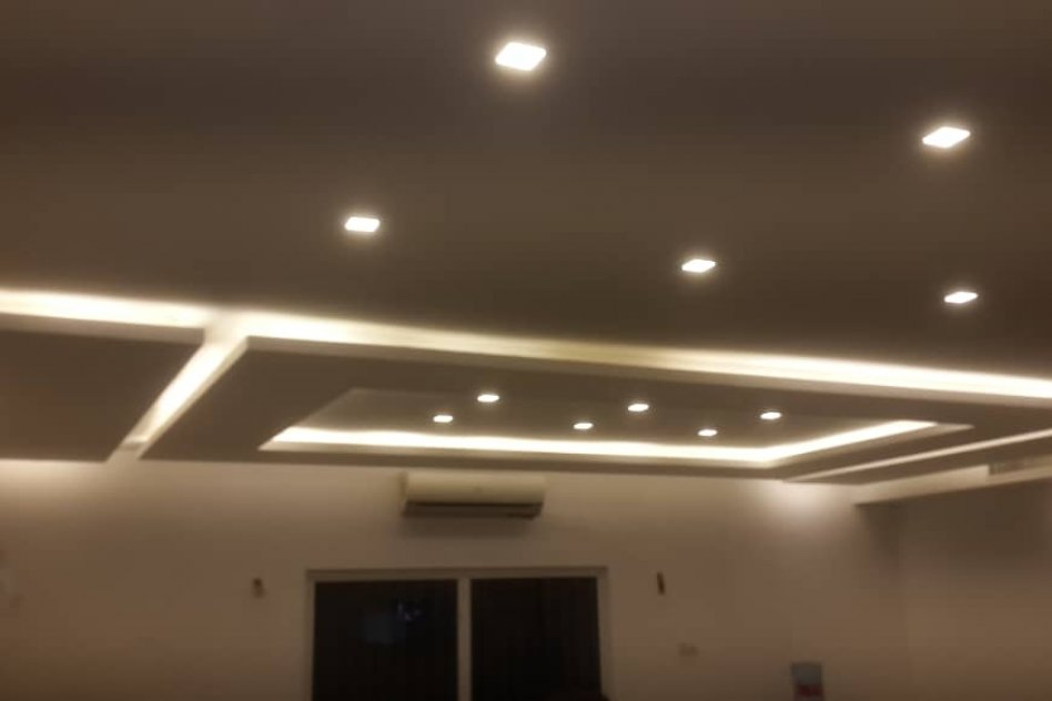 Plasterboard(Gypsum Board) Ceiling and partition picture