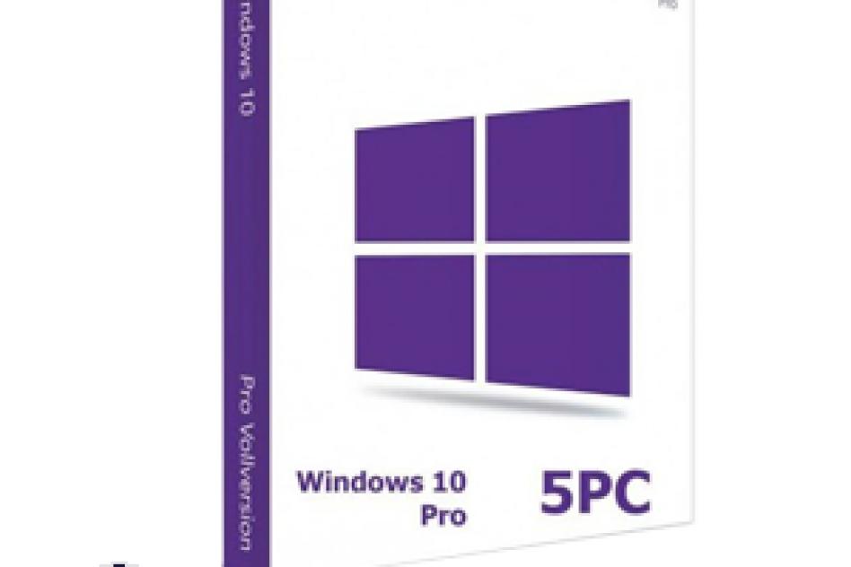 Microsoft Windows 10 Pro – 5 Pc License Key picture