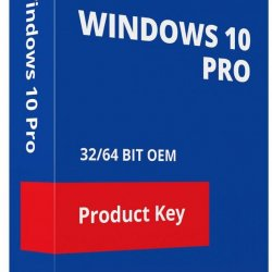 Microsoft Windows 10 Pro Genuine License Key 1pc