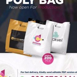 Polybag Printing