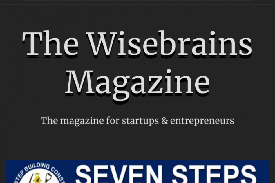 The Wisebrains Magazine Accra