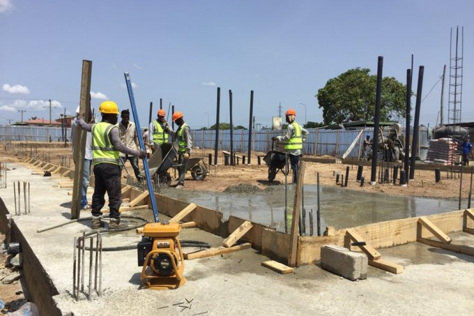 Eldridge construction Limited