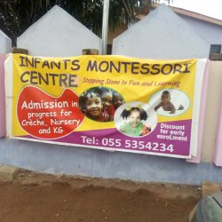 Infants Montessori Center