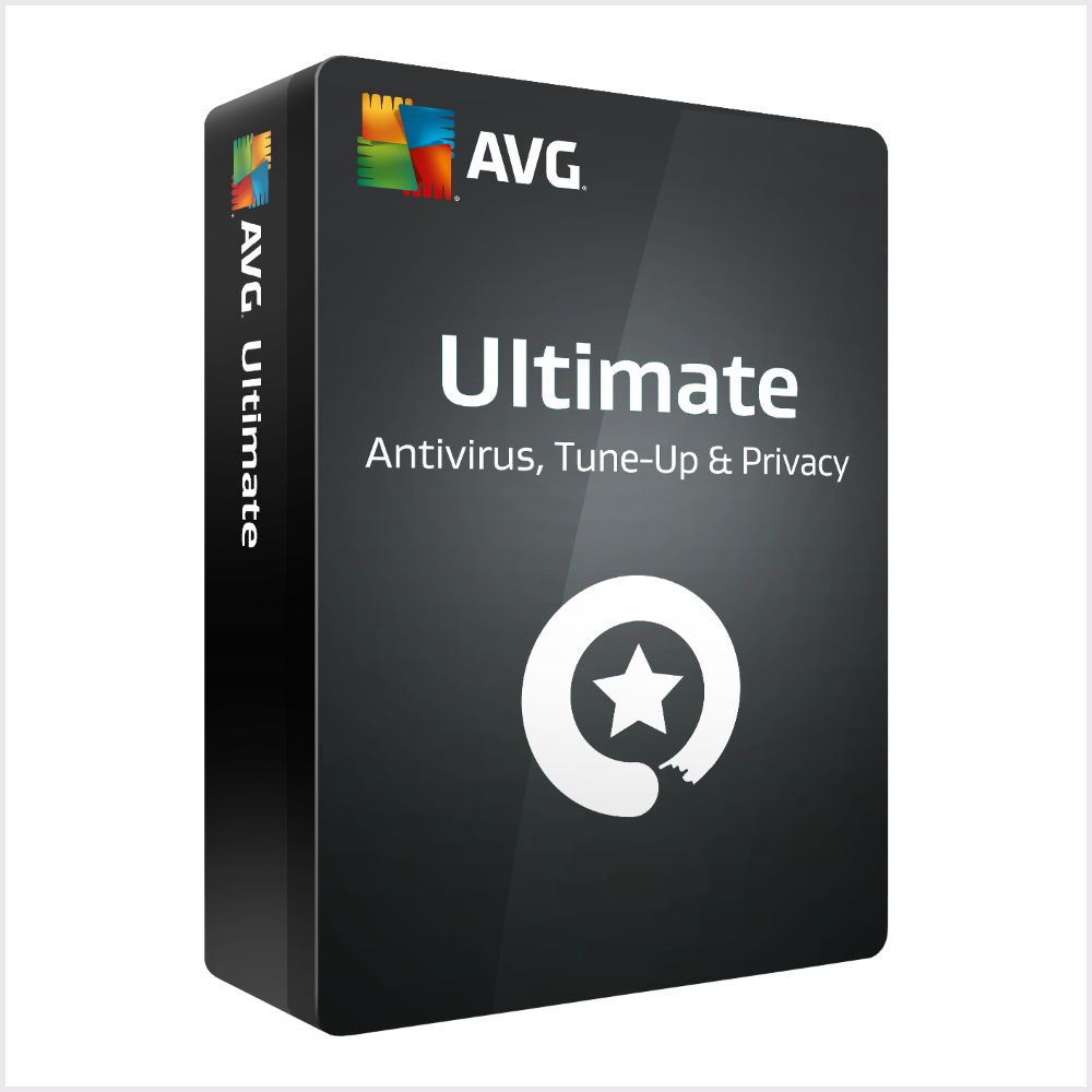 AVG Ultimate 2019 Antivirus (Unlimited Devices) for 2 Years